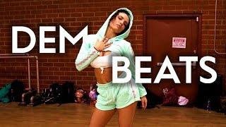 Download Dem Beats Part 1 - Todrick feat RuPaul | Brian Friedman Choreography Video