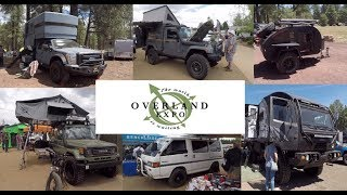 Download Overland Expo 2018 sneak peek video of the whole show Video