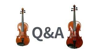 Download 小提琴能不能自拉自唱?把位到底有幾個?以及其他更多的小/中提琴 Q&A! Video