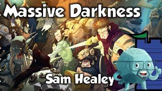 Download Massive Darkness Core Box Review with Sam Healey Video