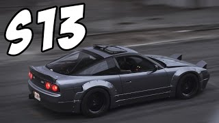 Download Nissan s13 Compilation | Burnouts - Exhausts Video