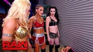 Download Paige, Mandy Rose and Sonya Deville brutalize Alexa Bliss: Raw, Nov. 20, 2017 Video