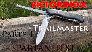 Download VICTORINOX TRAILMASTER - SPARTAN TEST - PARTE 1 Video