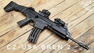 Download CZ-USA BREN 2 - FIRST LOOK! Video