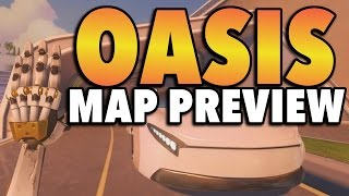 Download Overwatch NEW MAP: Oasis - First Look Video