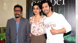 Download Varun Dhawan And Banita Sandhu Exclusive Interview Over October Movie | ABN Telugu Video
