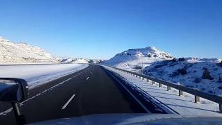 Download BigRigTravels LIVE! Beach to Dickinson, North Dakota Interstate 94 East-Feb. 20, 2018 Video