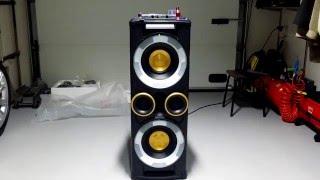 Download PHILIPS NX5 (NTRX 500) 650W - Слушаем... (часть 2) Video