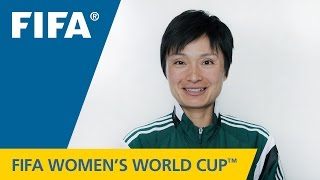 Download Referees at the FIFA Women's World Cup Canada 2015™: SACHIKO YAMAGISHI Video