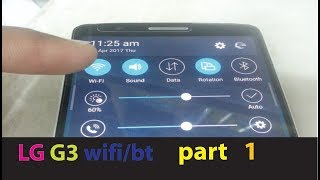Download lg g3 wifi problem,stuck after some time part 1 Video