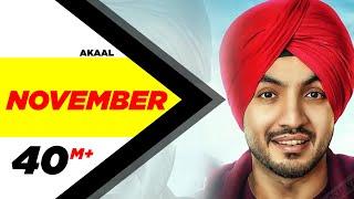 Download November (Full Song) | Akaal | Parmish Verma | Bittu Cheema | Latest Punjabi Song 2016 Video