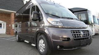 Download Walk Through 2015 Roadtrek Zion RAM Promaster RV Conversion Camper Van Video