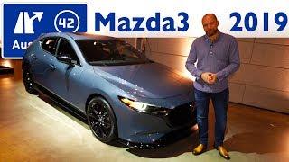 Download 2019 Mazda3 Fünftürer und Fastback von Mazda - Weltpremiere, Sitzprobe, kein Test Video