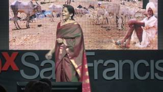 Download We dont need poor solutions for poor people | Chetna Sinha | TEDxSanFrancisco Video