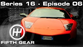 Download Fifth Gear: Series 16 Episode 6 Video
