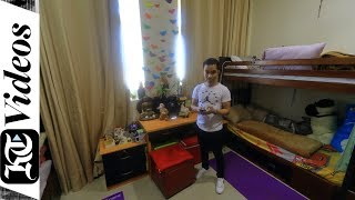 Download Meet the Filipino housekeeper in Dubai who stays true to his roots Video