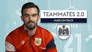 Download ″I've never seen him bring a toothbrush to an away game!″ | Bristol City Teammates 2.0 | Marlon Pack Video