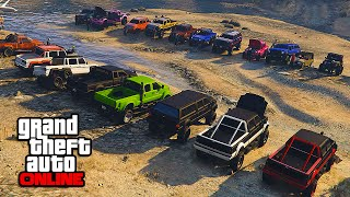 Download REDNECK 4X4 TRUCK SHOW/CONTEST! || GTA 5 Online || PC Video