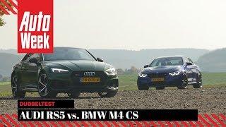 Download Audi RS5 vs BMW M4 CS - AutoWeek Dubbeltest - English subtitles Video