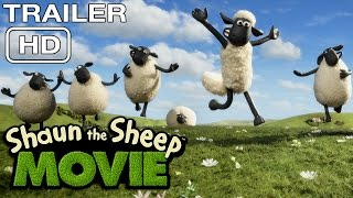 Download Shaun the Sheep The Movie – Official Trailer Video
