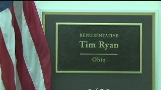 Download Congressman Tim Ryan lobbies ahead of House leadership vote Video
