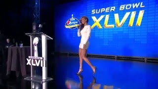 Download Beyoncé Sings the National Anthem | Super Bowl XLVII Halftime Show Press Conference Video
