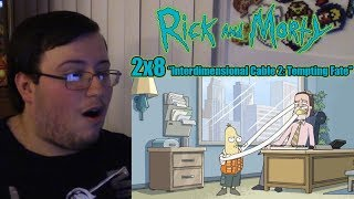 Download Gors Rick and Morty - 2x8 ″Interdimensional Cable 2: Tempting Fate″ Reaction *REUPLOAD* Video
