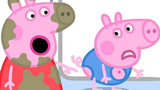 Download Peppa Pig Full Episodes | George's New Clothes | Cartoons for Children Video