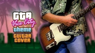 Download Vice City Theme (Guitar Cover) Video