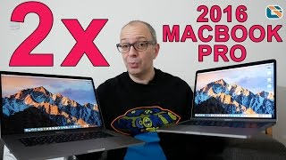 Download MacBook Pro with Touch Bar Unboxing & First Impressions x2 Video