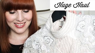 Download HUGE HAUL: ASOS, TOPSHOP, River Island, New Look & More   Zoey Olivia Video