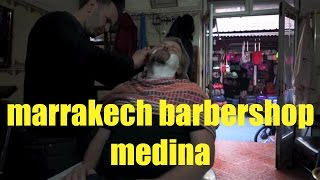 Download morocco barbershop - marrakech - medina Video