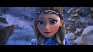 Download The Snow Queen 3: Fire and Ice - official trailer Video
