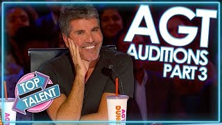 Download Simon Cowell's GOLDEN BUZZER Week on America's Got Talent 2019 | Part 3 | Auditions | Top Talent Video