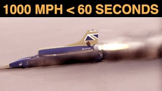 Download Bloodhound SSC: 0-1000-0 MPH In Less Than 2 Minutes Video