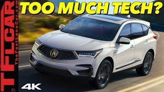 Download The 2020 Acura RDX A-Spec Is A Great Car With Frustrating Tech! Video