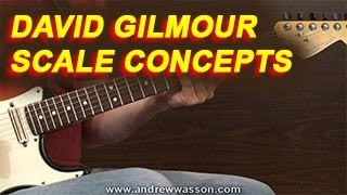 Download David Gilmour - Scale Concepts Video