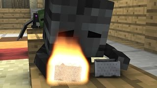 Download Monster School (Preschool) - Drag Race! - Minecraft Animation Video