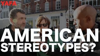Download What Are The American Stereotypes? | London Video