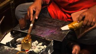 Download Hyderabad traditional bangle making Video