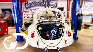 Download Building a 1965 Volkswagen Beetle | Fast N' Loud Video