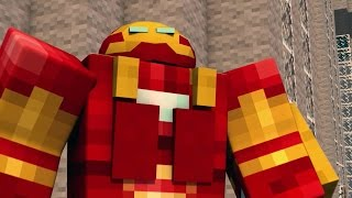 Download Marvels Avengers: Age of Ultron – Minecraft Animation Trailer Video