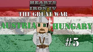 Download Great War MP - Hearts of Iron 4 Austria Hungary - Part 5 - [HOI4] Video