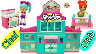Download Shoppies Bake At Season 6 Chef Club Academy Shopkins Playset + Surprise Blind Bags Video