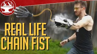 Download Make it Real: Chain Fist from Kingsman 2! Video
