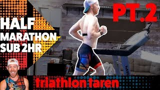 Download How you can run a SUB TWO HOUR half marathon with just 3 WORKOUTS A WEEK | Part 2 Video