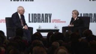 Download Madeleine Albright: 2018 National Book Festival Video