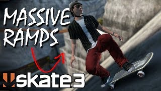 Download Skate 3: Speed Glitching Up MASSIVE Ramps! Video