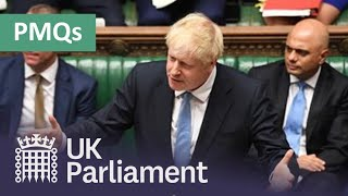 Download Prime Minister's Questions: 29 January 2020 Video