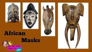 Download African Masks Video